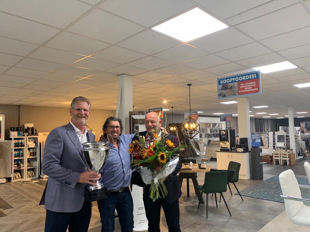 Floorever uitgeroepen tot PVC Vloerenkampioen 2019