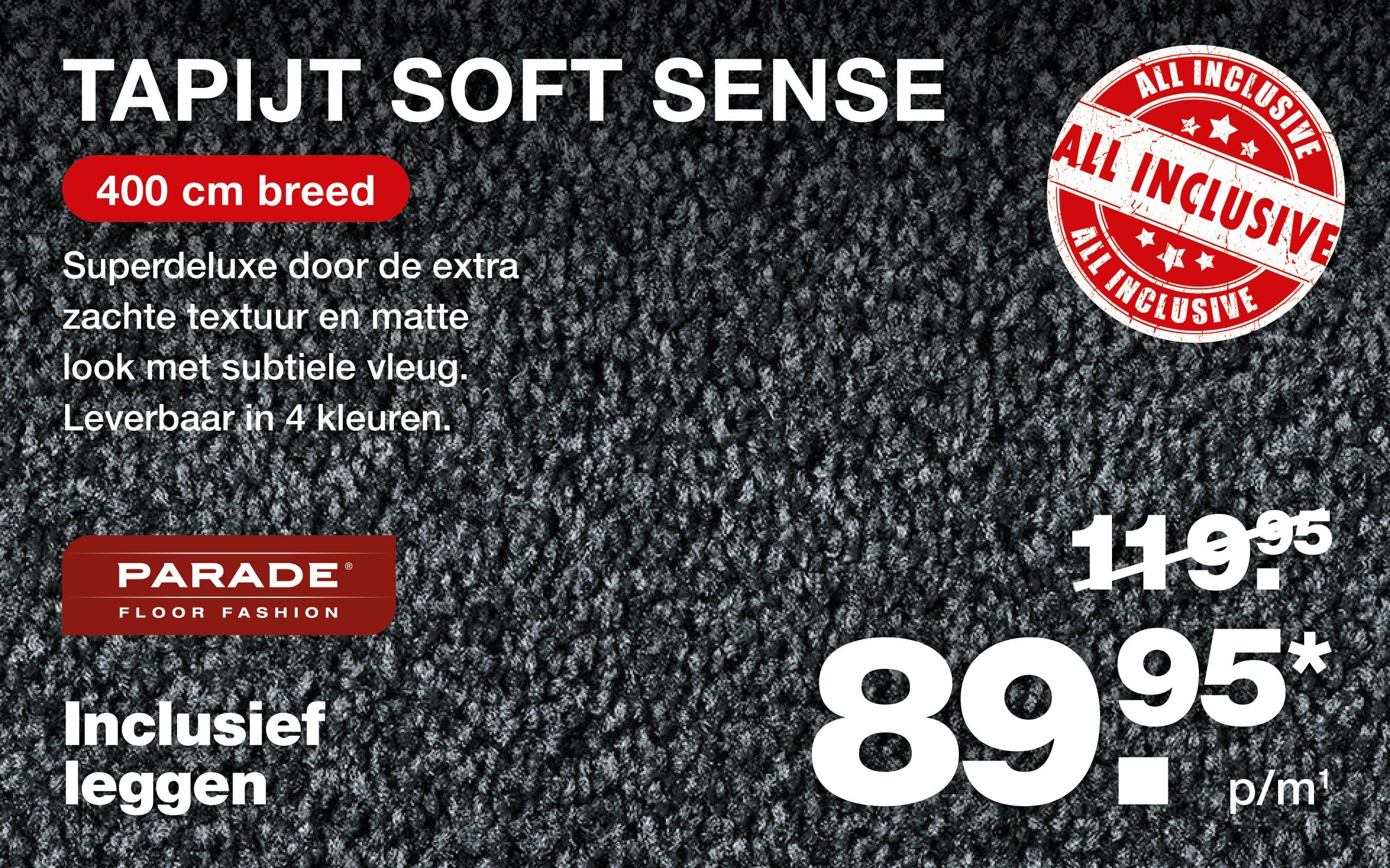 Parade Soft Sense tapijt Floorever