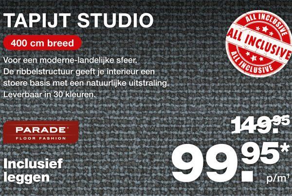 Parade Studio Floorever