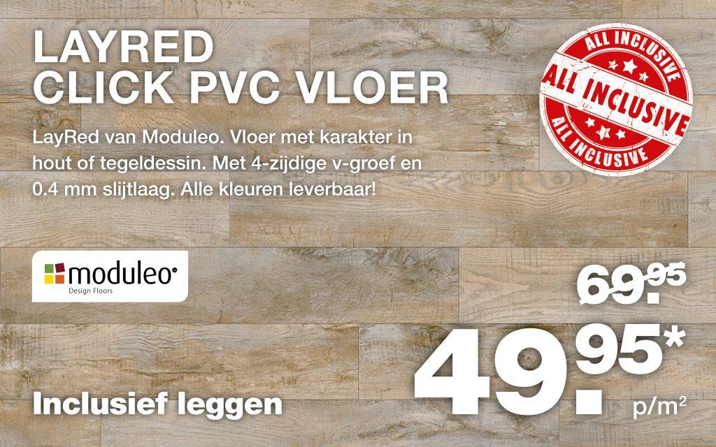 Moduleo Layred Click pvc Floorever